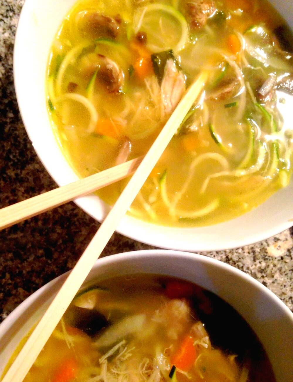 Sopa Oriental – Paleo, Low Carb, Sem Glúten