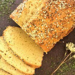 Pão Maravilha -  Sem Glúten, Sem Lacticínios