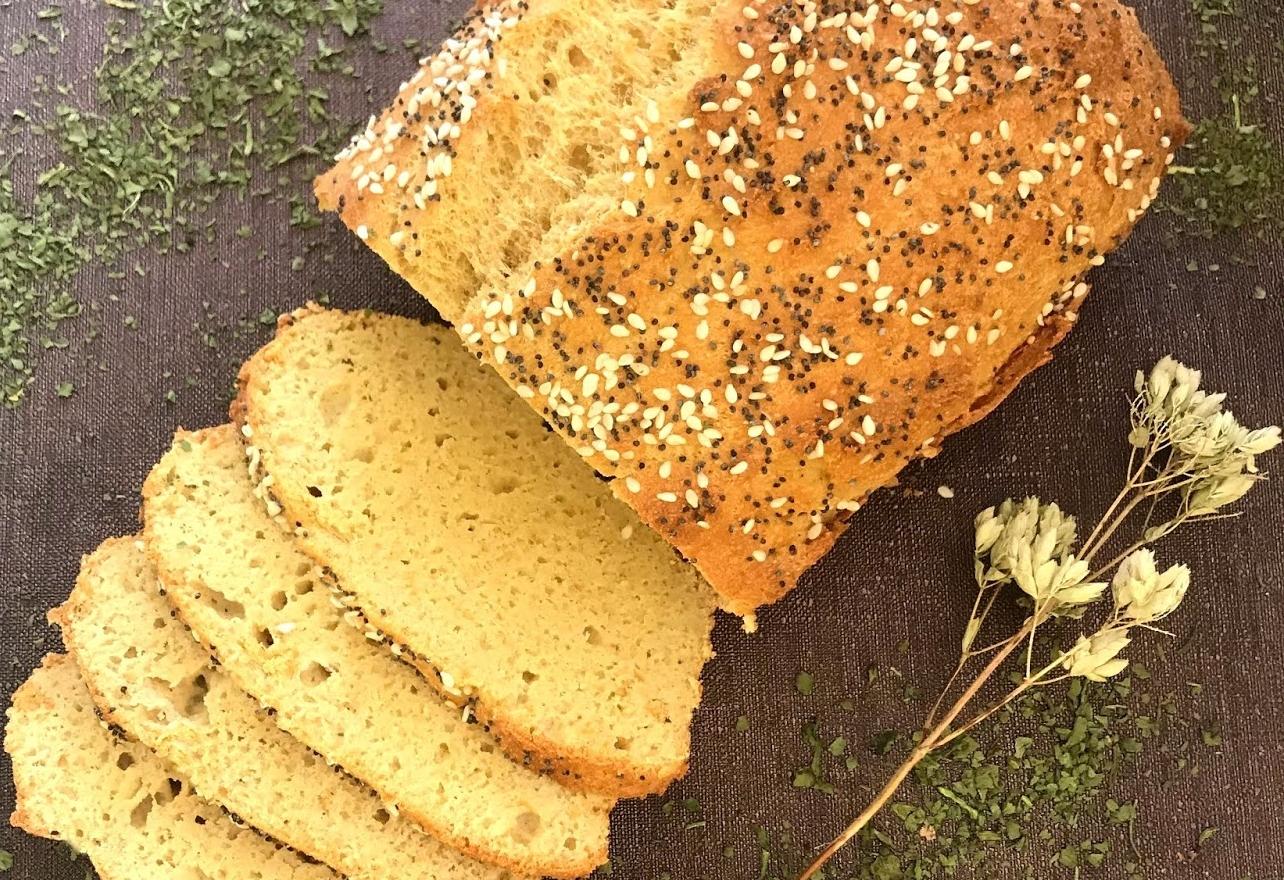 Pão Maravilha –  Sem Glúten, Sem Lacticínios