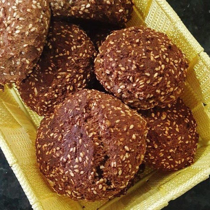 Pão Maravilha de Alfarroba – Sem Glúten, Sem Lacticínios