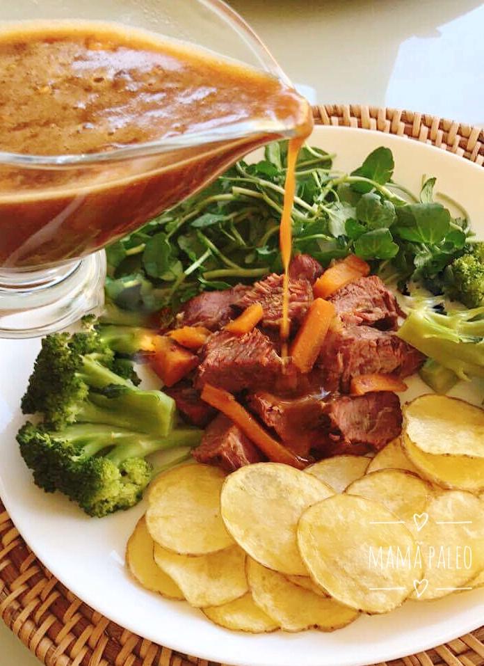 Carne Estufada – Cozedura Lenta
