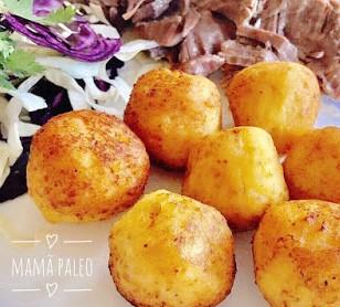 Batatas Noisette – Paleo, Sem Glúten, Sem Lacticínios