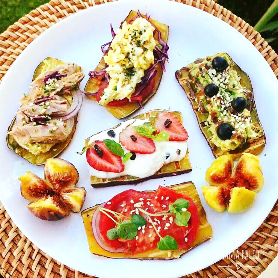 Tostas de Batata Doce – 12 Sugestões Saudáveis e Deliciosas