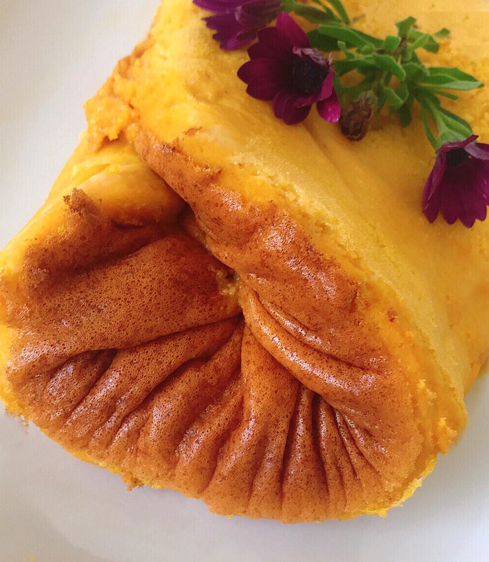 Torta de Cenoura – Sem Glúten, Sem Lacticínios