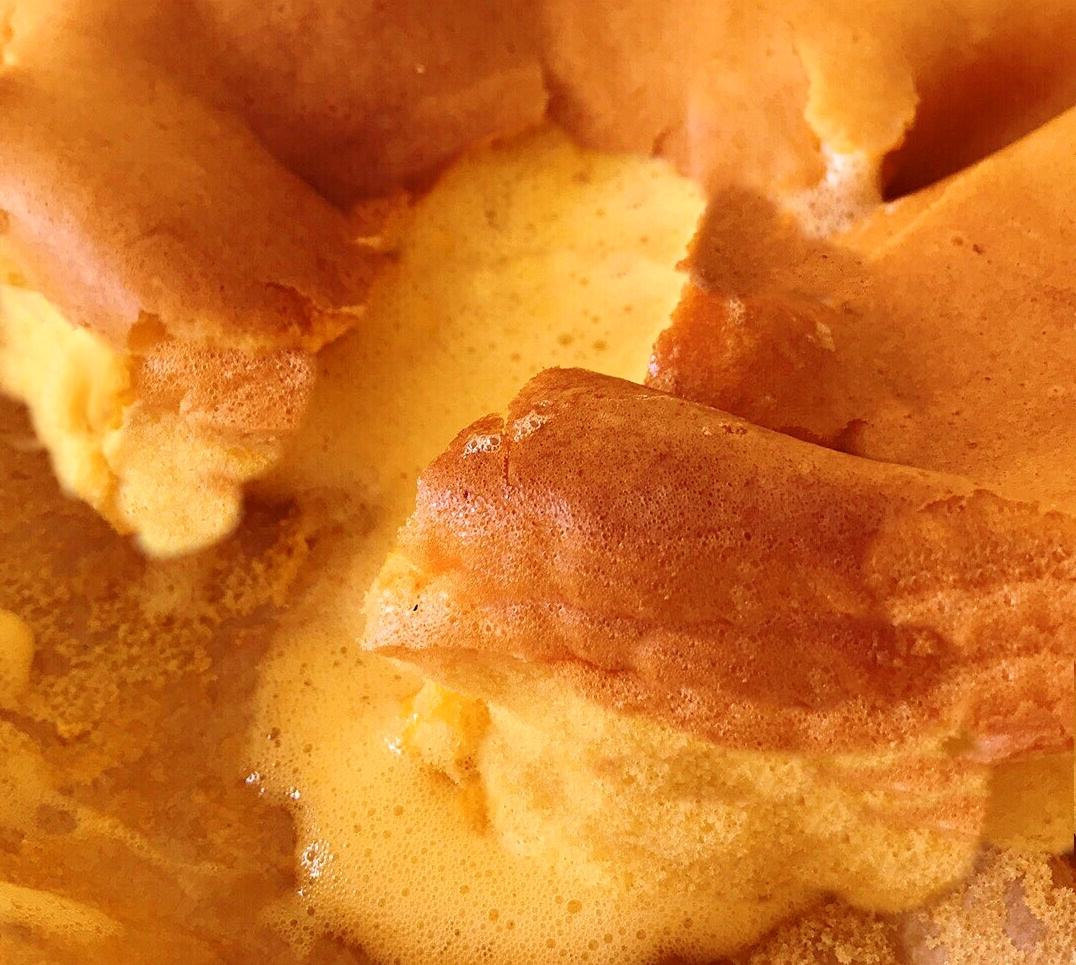 Pão de Ló Cremoso – Sem Glúten, Sem Lacticínios