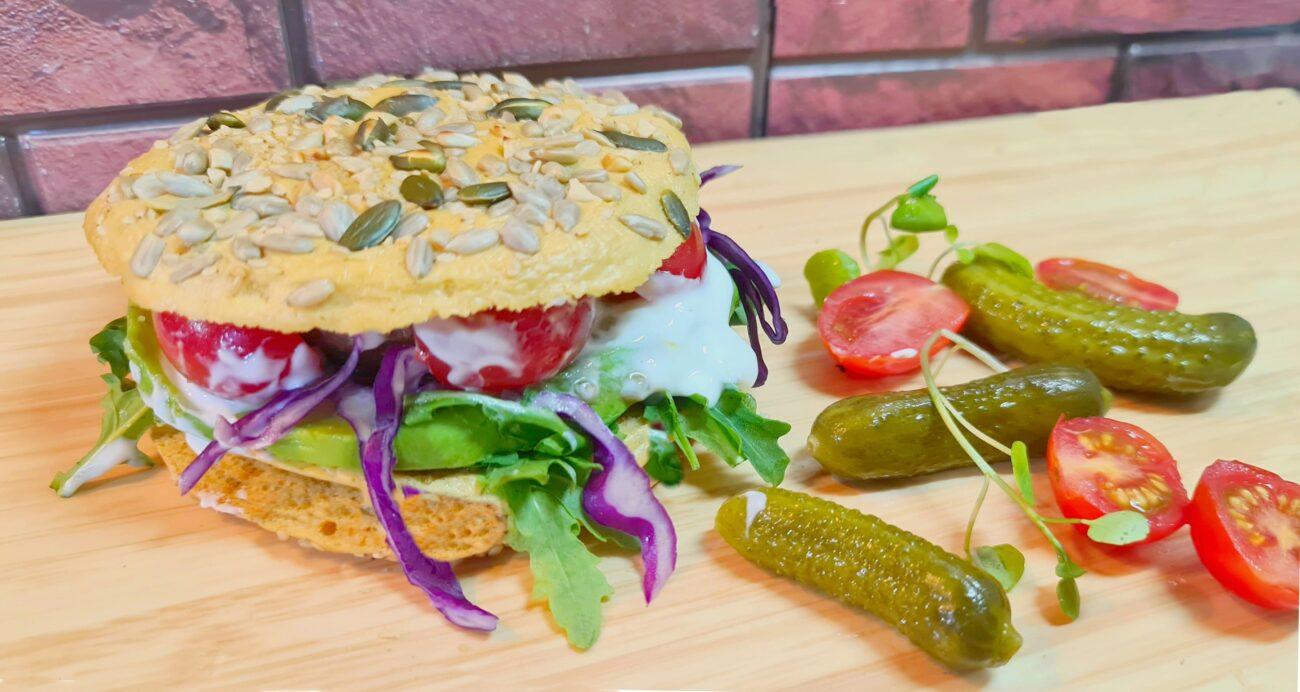 Pão de Frigideira em 5 min – Sem Glúten, Sem Lacticínios