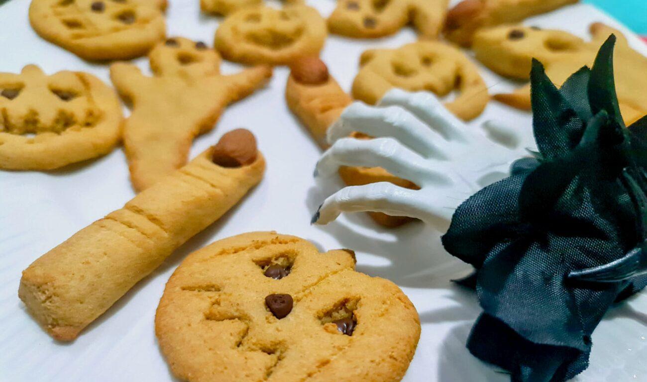 Bolachas e Biscoitos de Halloween – Sem Glúten, Sem Lacticínios